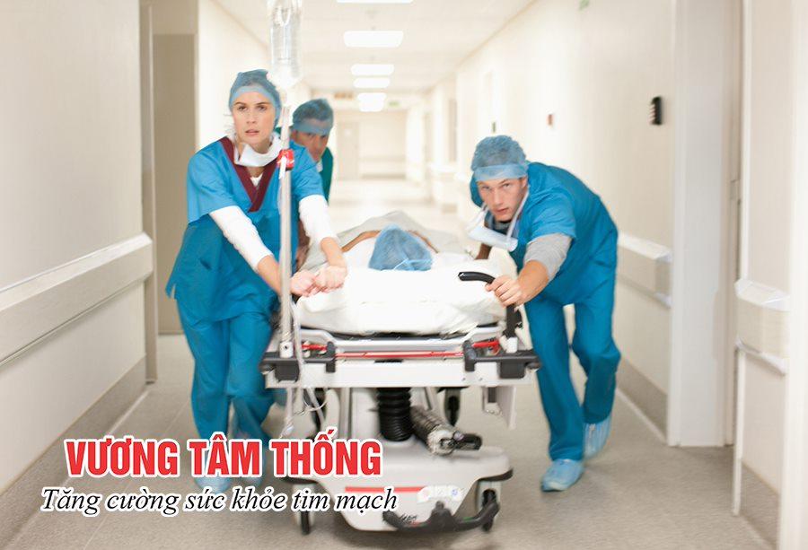 Bệnh nhồi máu cơ tim có chữa được không tùy thuộc thời điểm cấp cứu